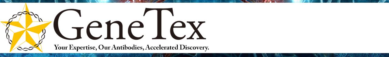 GeneTex Header