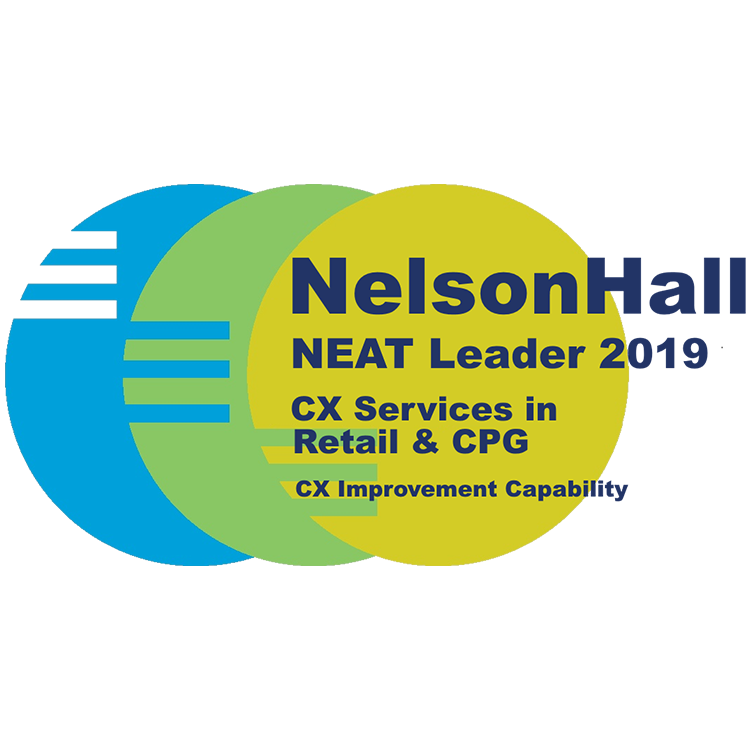 NelsonHall NEAT Leader 2019
