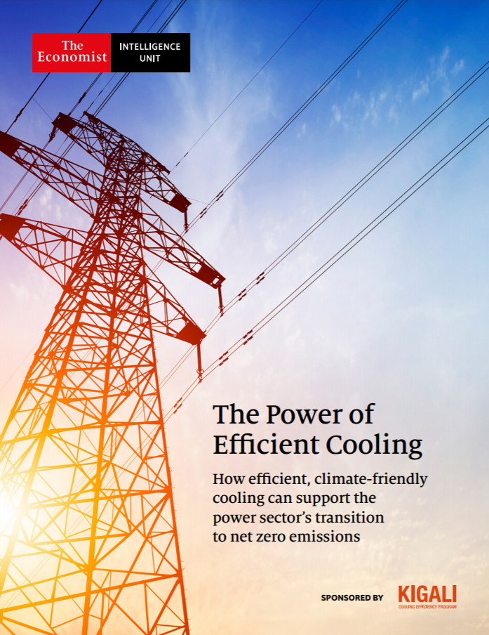 Download 'The Power of Efficient Cooling'