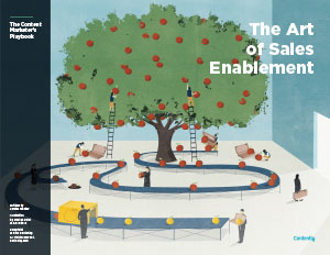 Content Marketer's Guide: Sales Enablement
