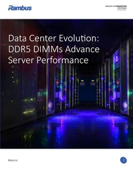 Download Data Center Evolution: DDR5 DIMMs Advance Server Performance