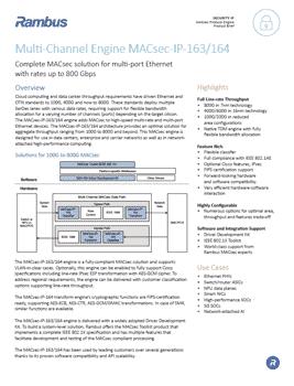 Download the Inside Secure MACsec-IP-163/164 brochure