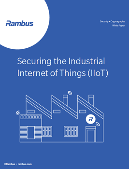 Download Securing the Industrial IoT Cover