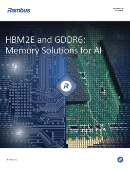 Download the Rambus HBM2E Interface white paper