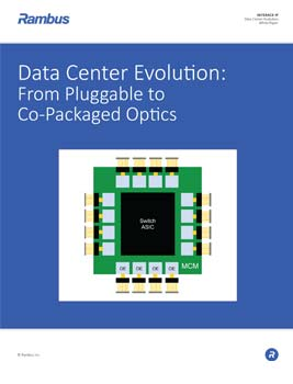 Data Center Evolution: From Pluggable to Co-Packaged Optics cover
