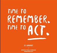 Time to Remember. Time to Act