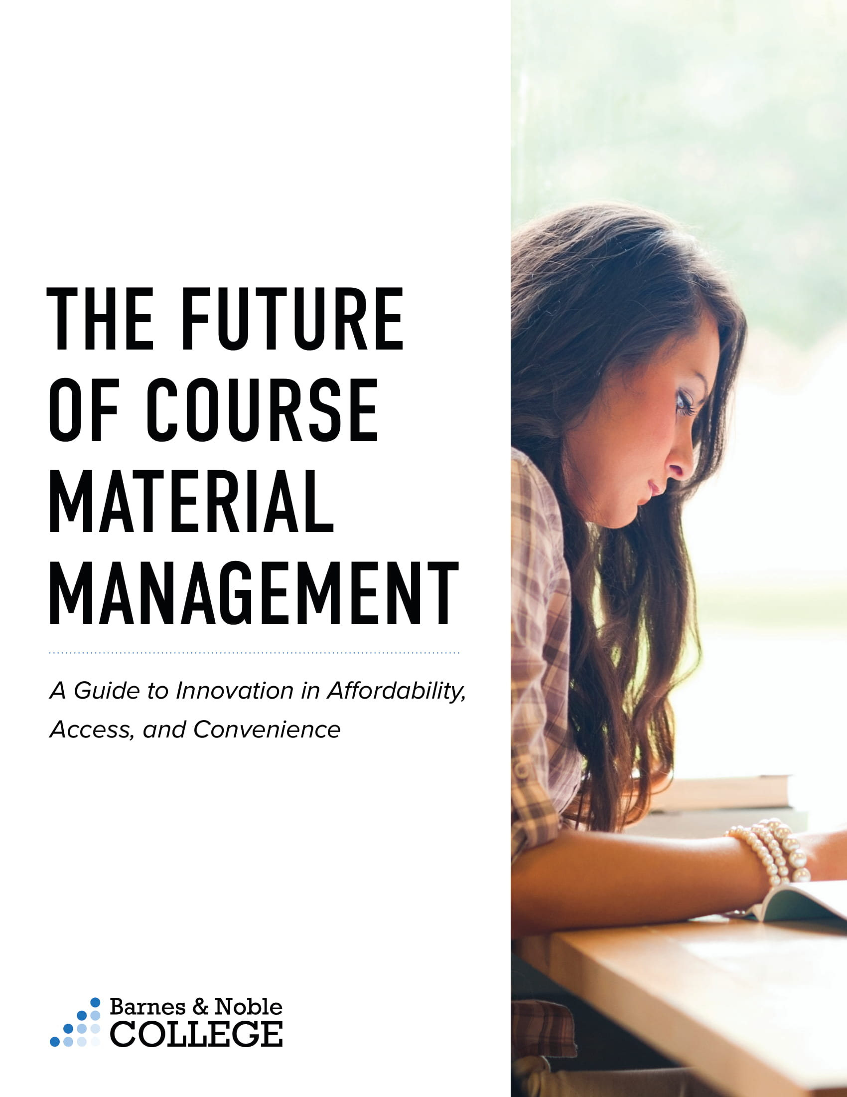 The Future of Course Material Management