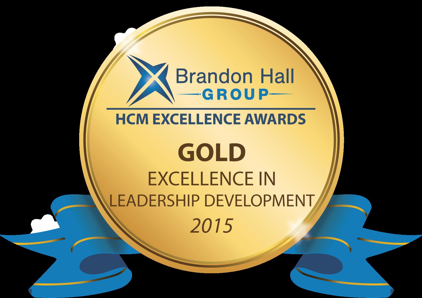Gold Leadership Development Award