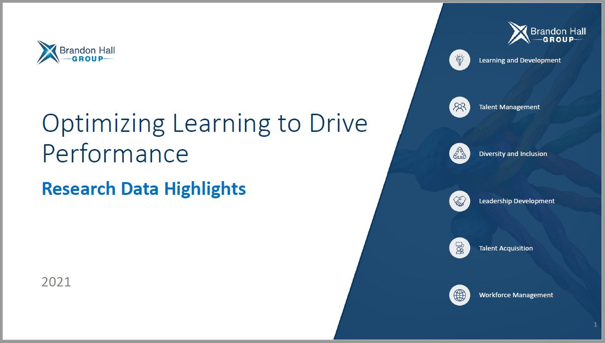 Optimizing Learning RDH