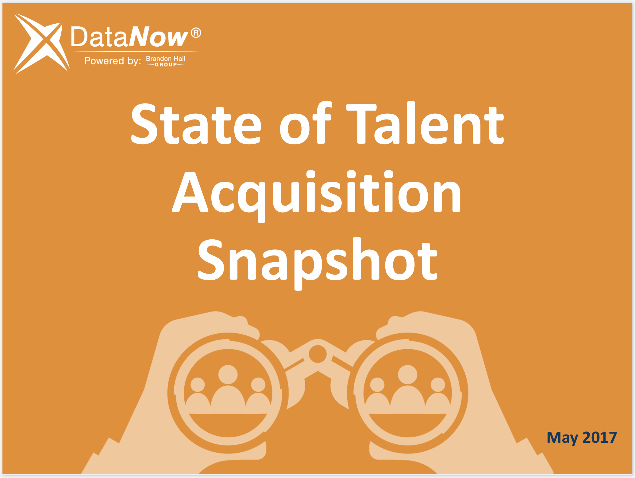 State of Talent Acquisition