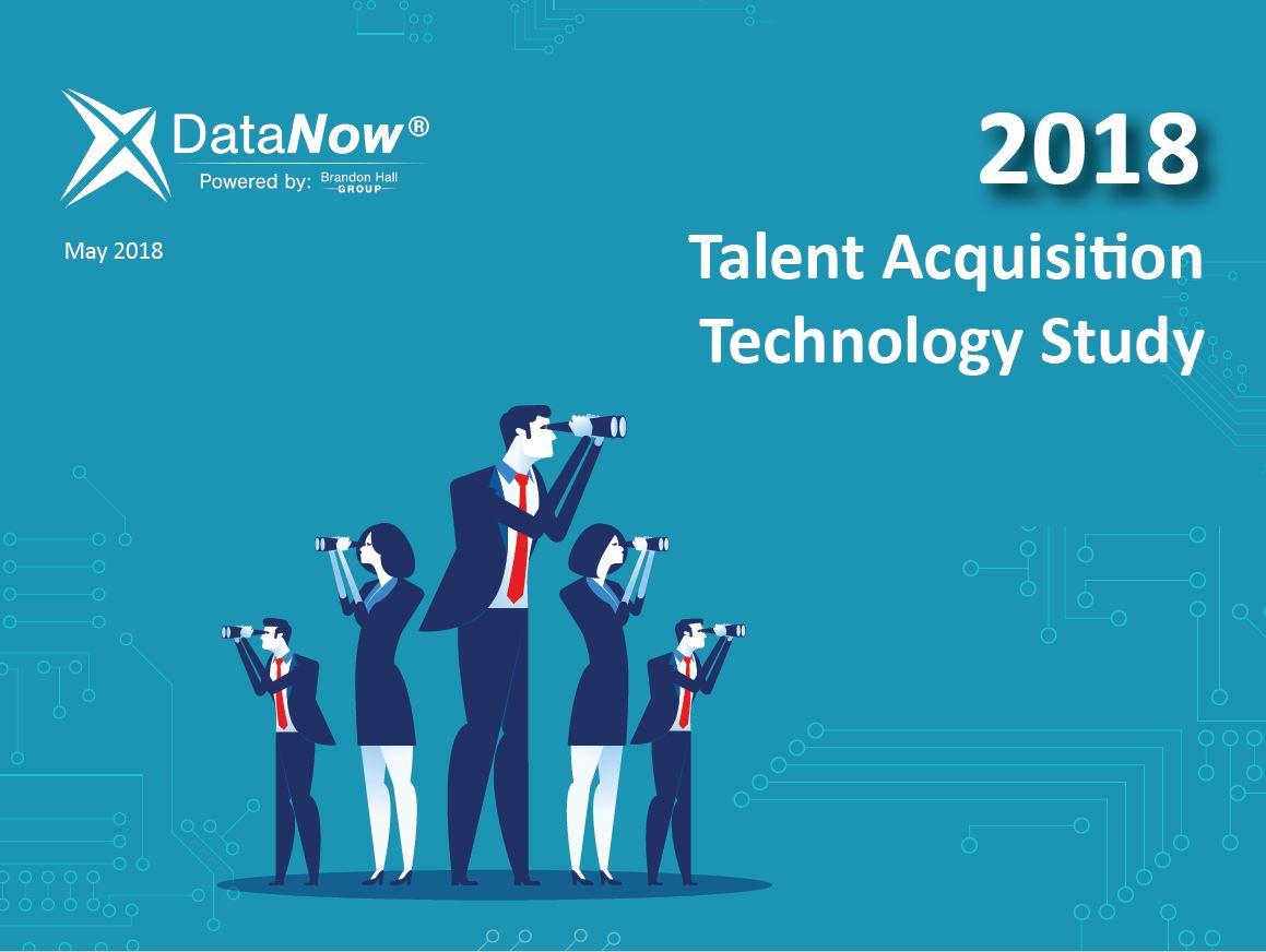 2018 Talent Acquisition Technology Study Snapshot