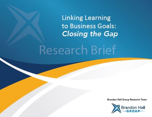 Research Brief - Linking Learning to Business Goals