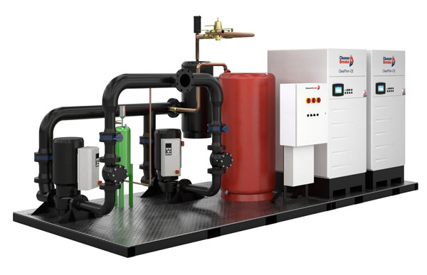 Cleaver-Brooks Packaged Solutions Hydronic Skid