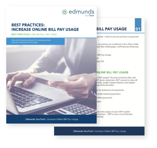 online bill pay best practices white paper