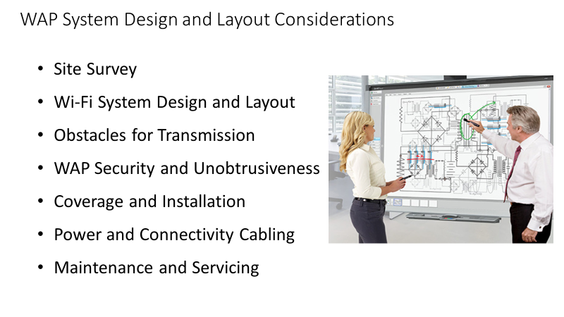 WAP System Design and Layout Considerations