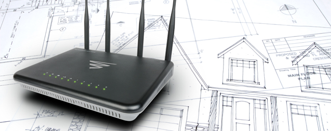 Luxul Wireless Router