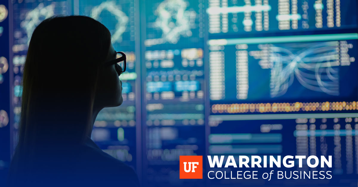 UF Master of Science in Information Systems and Operations Management - Thrive in the world of big data