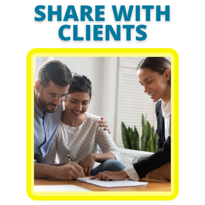 Share with clients