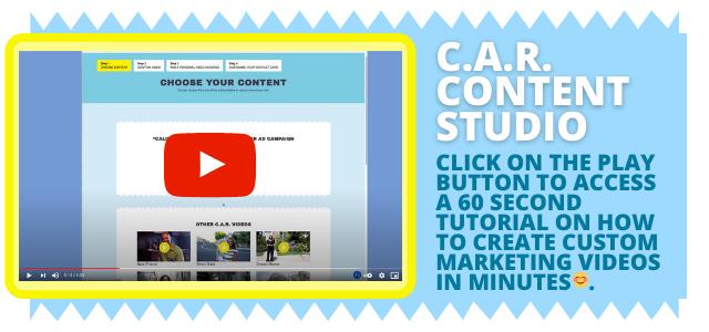 Content Studio Tutorial Video