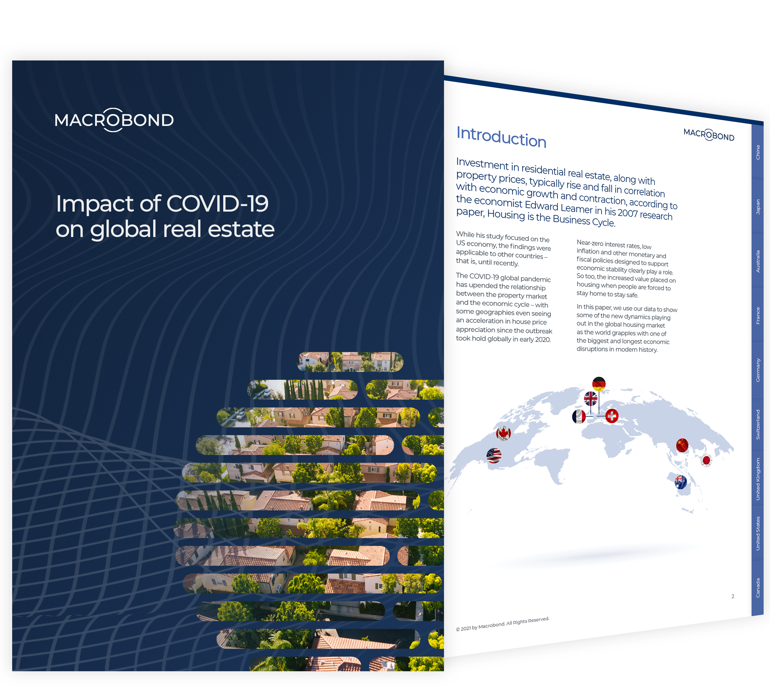Impact of Covid19 on Global Real Estate.