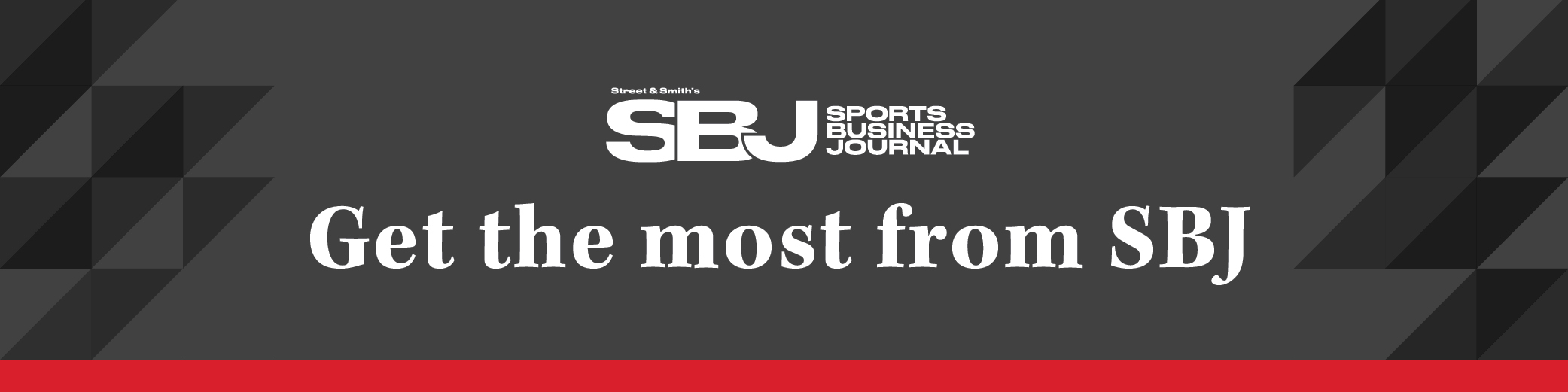 Get the most from SBJ
