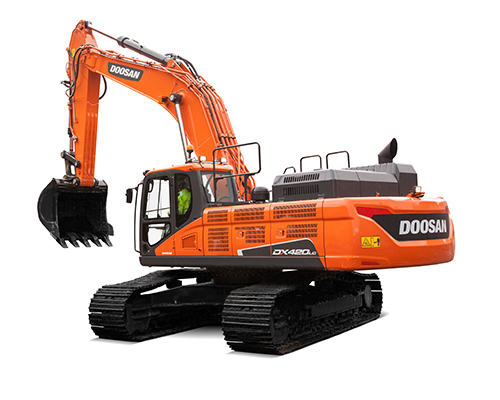 Doosan DX420LC-7