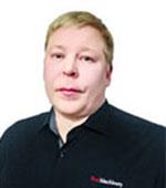 Konemyyjä Asko Partanen