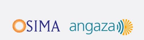 SIMA and Angaza Logos
