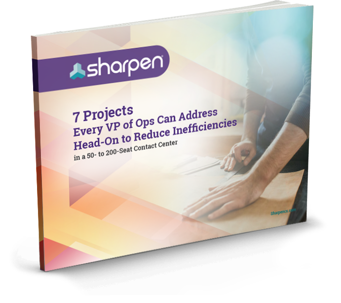 7 Projects to Reduce Inefficiencies Booklet