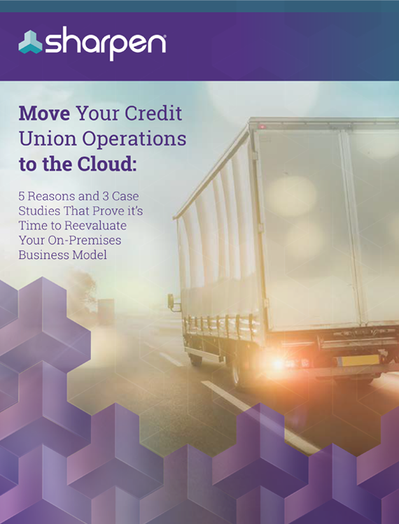 Move Your Credit Union Operations to the Cloud