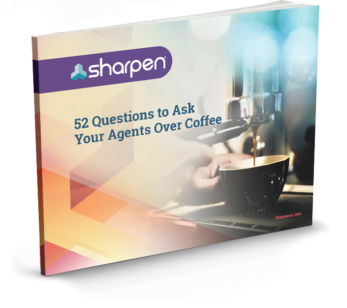 52 Questions to Ask Your Agent Over Coffee Booklet