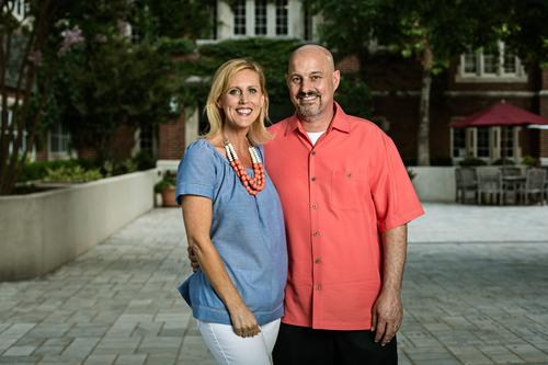 Teresa and Mike Schuster