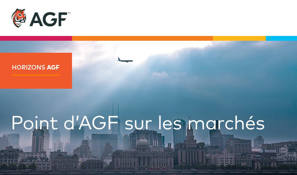 Point d'AGF sur les marchés