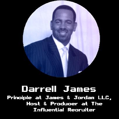 Darrell James
