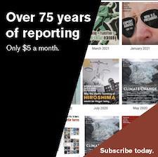 Bulletin magazine covers