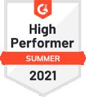 Avo High Performer Badge