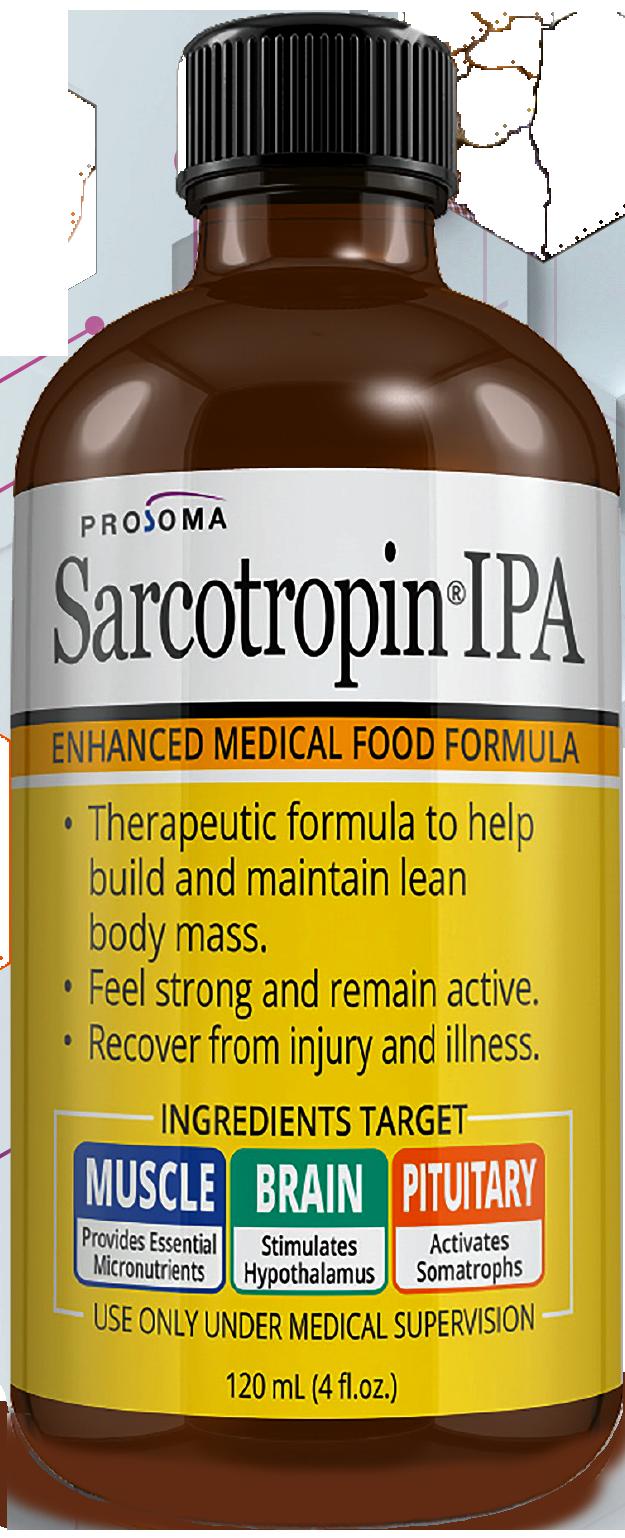 Sarcotropin Bottole