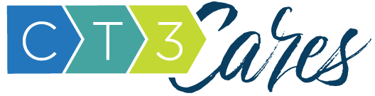 CT3 Cares Logo