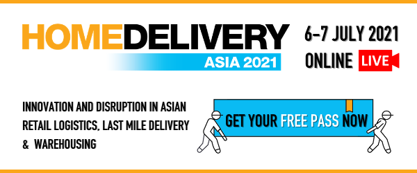 Home Delivery Asia 2021   6-7 July 2021   Online, LIVE