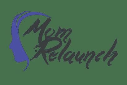 Mom Relaunch Logo