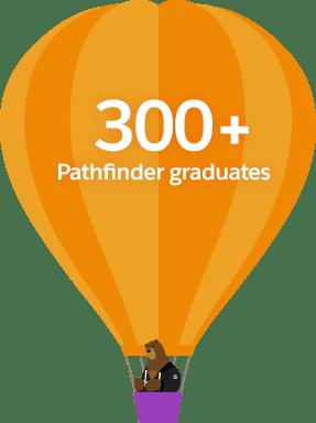 250+ Pathfinder graduates