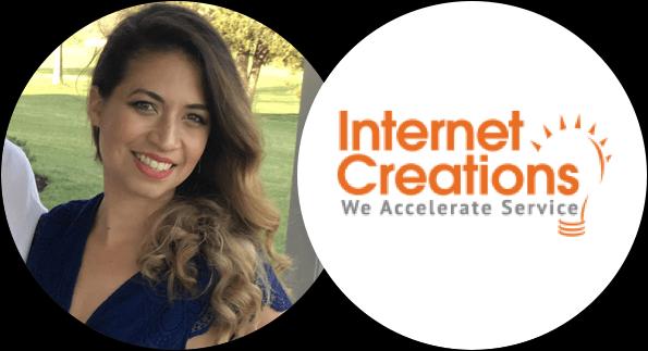 Maria Alvarez from Internet Creations