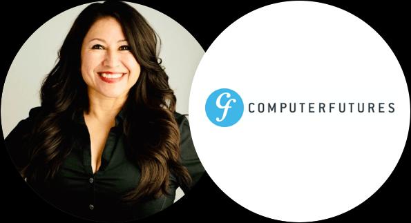 Stephanie Herrera from Computer Futures