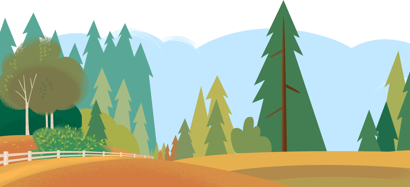 Footer trees
