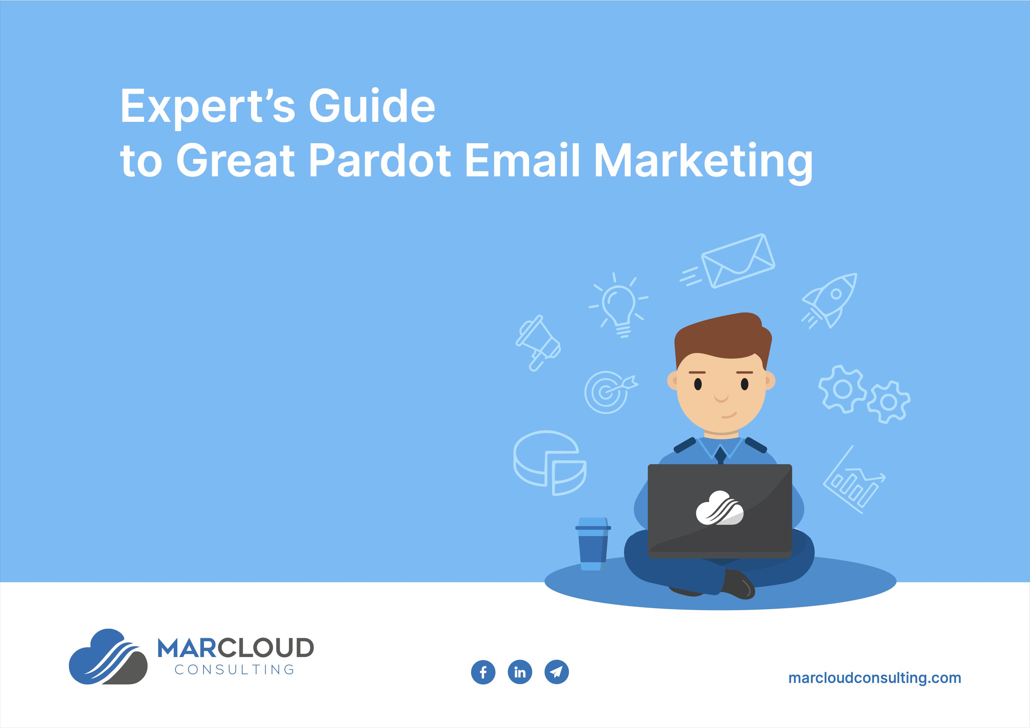 Pardot B2B email marketing eBook