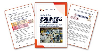 Monetizing 5G, an STL Partners Report