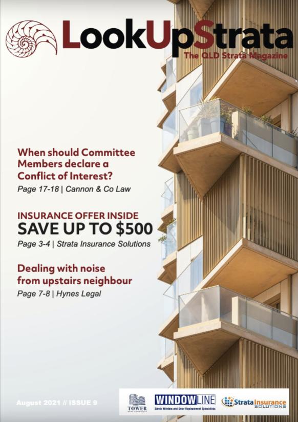 The QLD Strata Magazine | August 2021