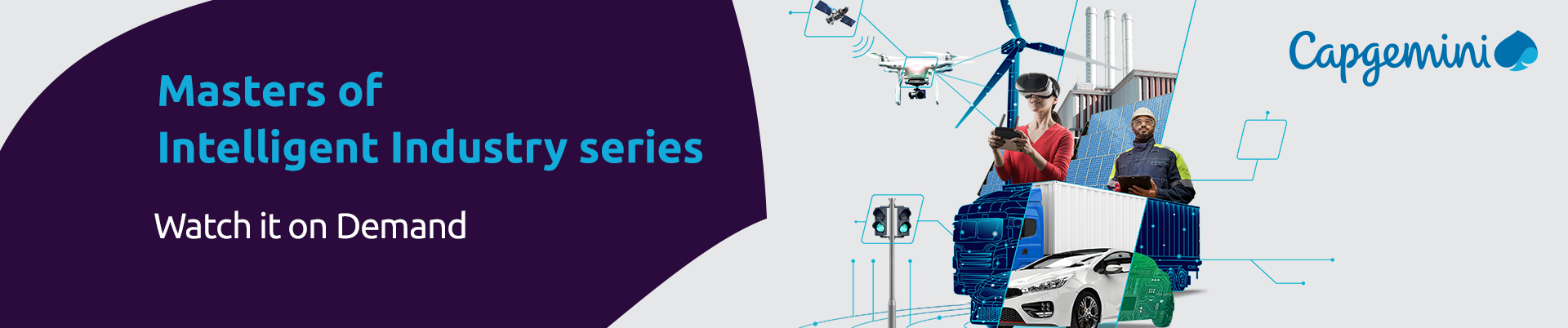 Masters of Intelligent Industry Series - Recordings on demand