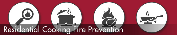 Residential Cooking Fire Prevention
