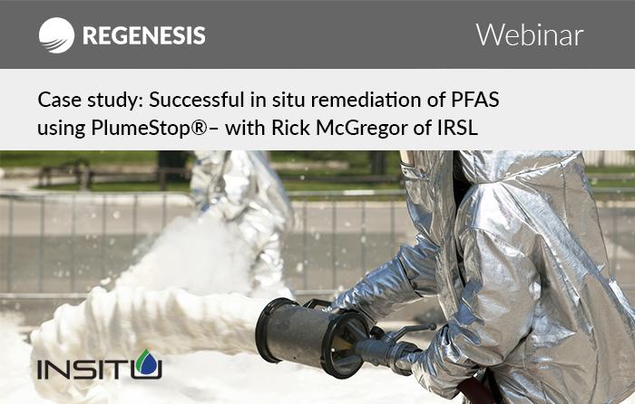 REGENESIS Remediation Solutions webinar